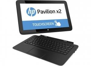 HP Pavilion x2 - detached
