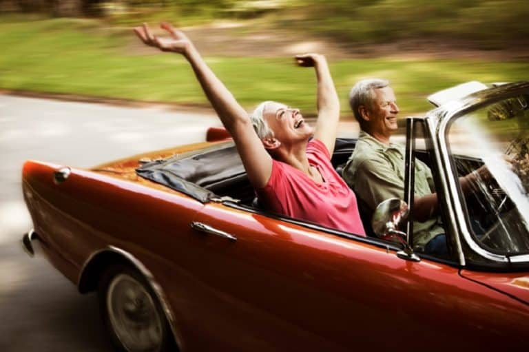 Four Quick Driving Tips For Seniors