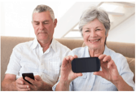 Are online dating sites safe for seniors?