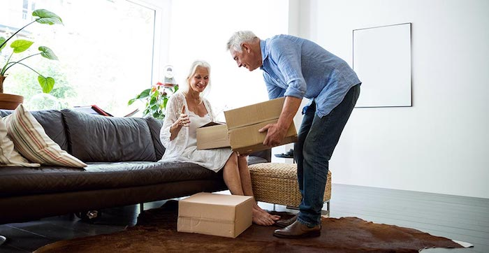 5 Easy Ways to Move to a New Home for Seniors