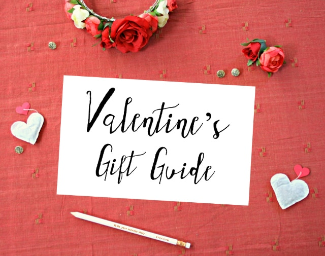 2020 Valentine's Day Gift List