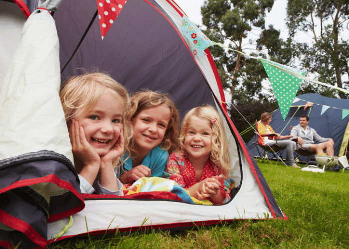 10 Essentials for a Fun a No-Fuss Family Camping Trip With Seniors