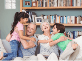 Living with your grandparents