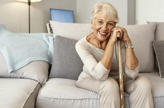 Helping Seniors With Mobility Problems