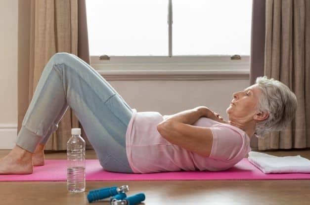 Tips for Strengthening Muscles in Seniors